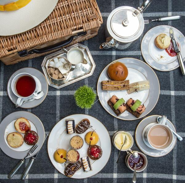 Bloomsbury Picnic Tea