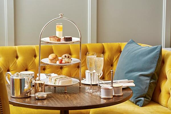 Marylebone - Afternoon Tea