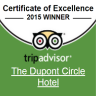 TripAdvisor Certificate of Excellence 2015 - Dupont