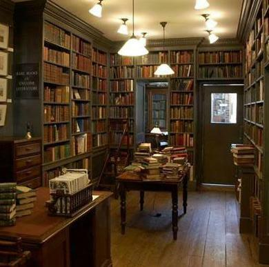 Bloomsbury's Best Bookshops - Banner