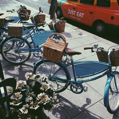 Moveable feast: Bicycle Picnics from The Kensington