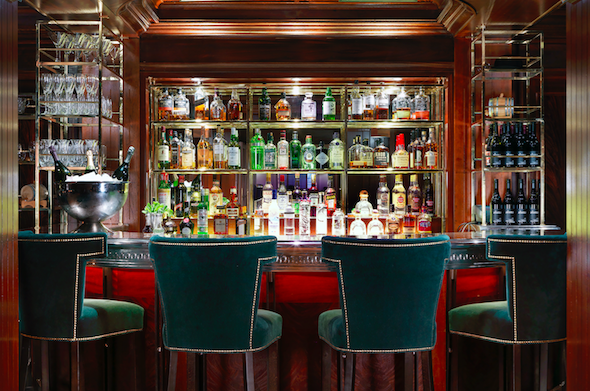 introducing the launch of the new bloomsbury club bar at the bloomsbury hotel the doyle collection