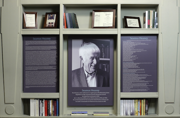 The Bloomsbury's Seamus Heaney Library