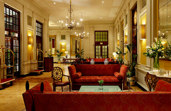 Lobby in The Bloosmbury