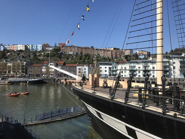 An Afternoon on Bristol Harbourside