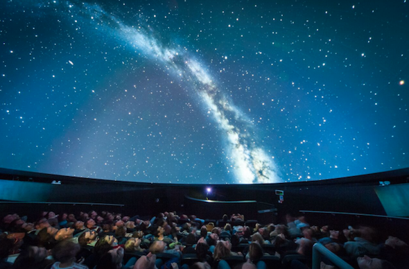 Discover The Stars With At Bristol S Planetarium Nights