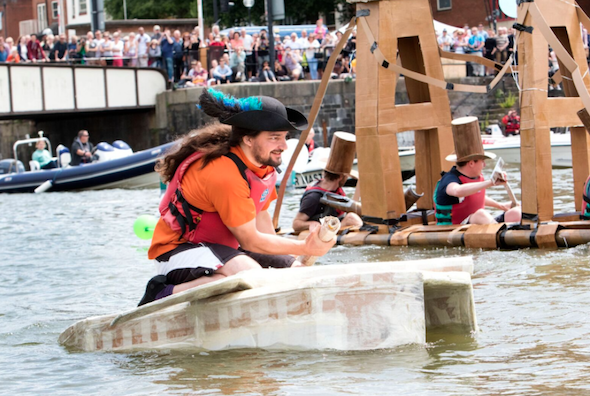 The Bristol brings you a slice of the city and takes a closer look at what's going on at Bristol Harbour Festival 2016