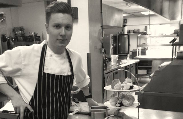 unior Sous Chef at The Bristol Hotel - Chris Rutherford