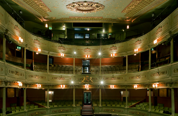 Old Vic Theatre Bristol City