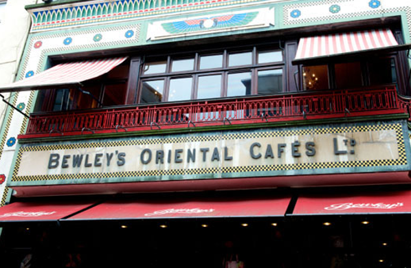 Bewley's Cafe, Grafton Street