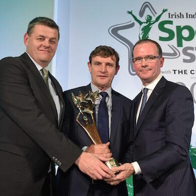 Irish Independent Sport Star of the Year Awards Banner Image