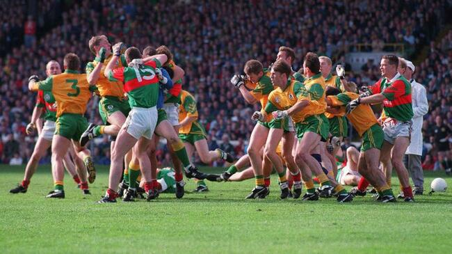 Meath V Mayo All Ireland Final 1996