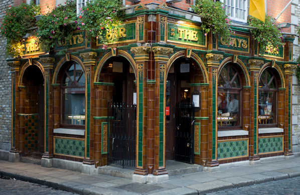 The Quays Pub, Dublin