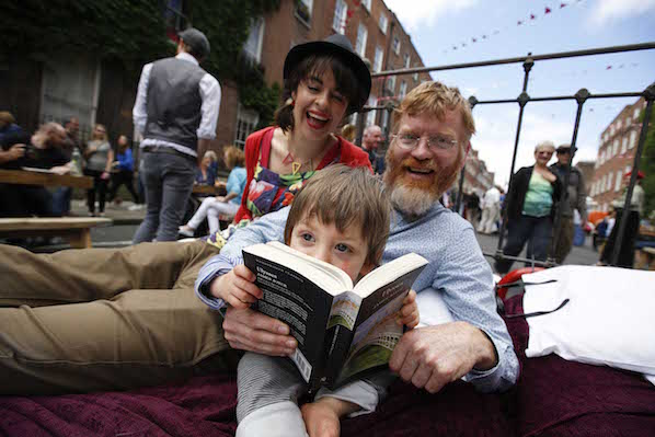There's plenty to do in Dublin on Bloomsday, with events and readings held in the James Joyce Centre and all around the city.