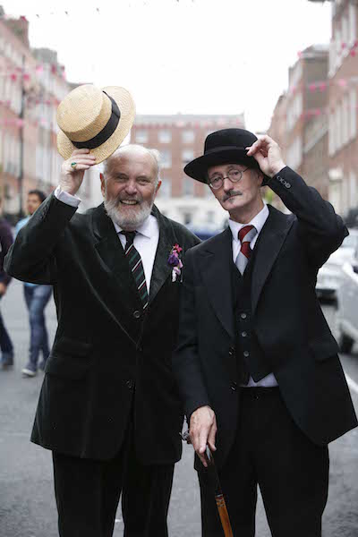 Explore the literary history of Dublin and James Joyce at Bloomsday, the biggest literary event on the city's calendar.