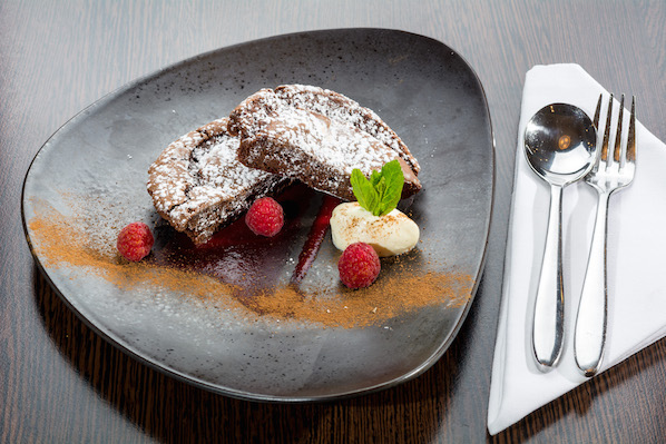 A delicious wheat and gluten free cake recipe from The Croke Park, who has just revealed their new spring bistro menu in Dublin.