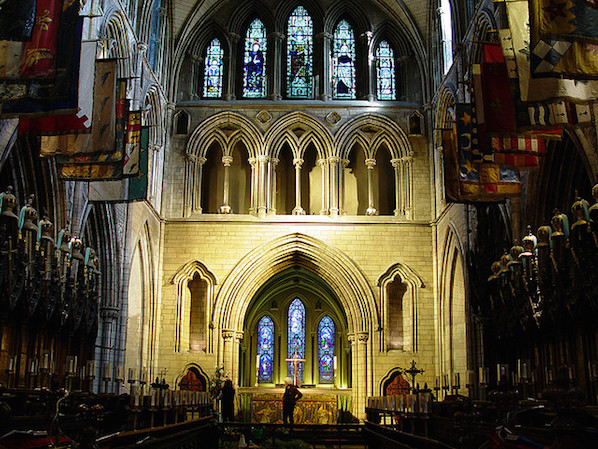 St. Patrick's Cathedral, Dublin