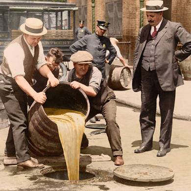 Prohibition in Colour - banner