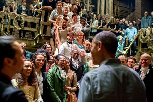6 Must-See Shows in London, 2017; Hamilton