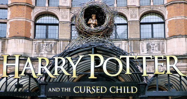 6 Must-See Shows in London, 2017 Harry Potter