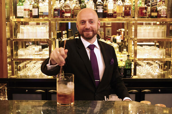 Ben Manchester wins Bar Manager of the Year