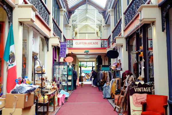 Clifton Arcade by Kennysarmy