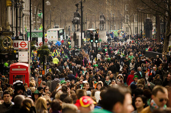 London St. Patrick's Day
