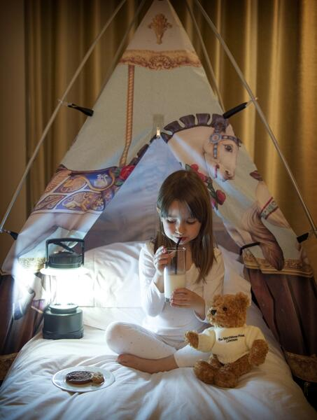 Teepee family package