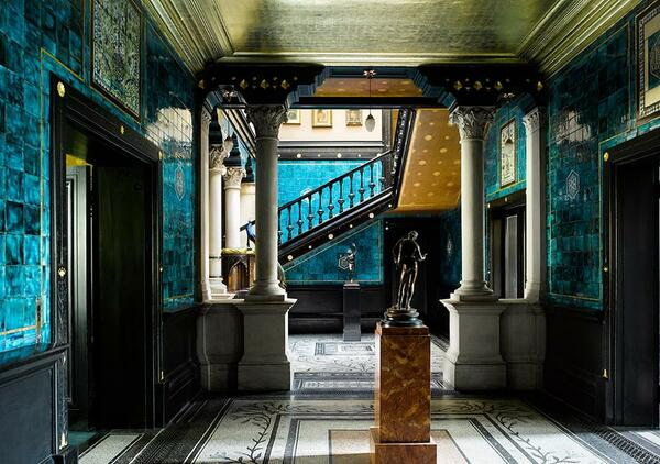 Leighton House Museum; romantic things to do on Valentine's Day