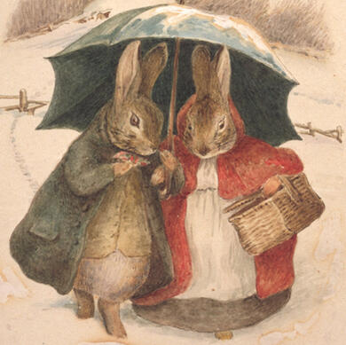 It's been 150 years since the birth of children's author and illustrator, Beatrix Potter in Kensington. Celebrate this month with the V&A and The Kensington.