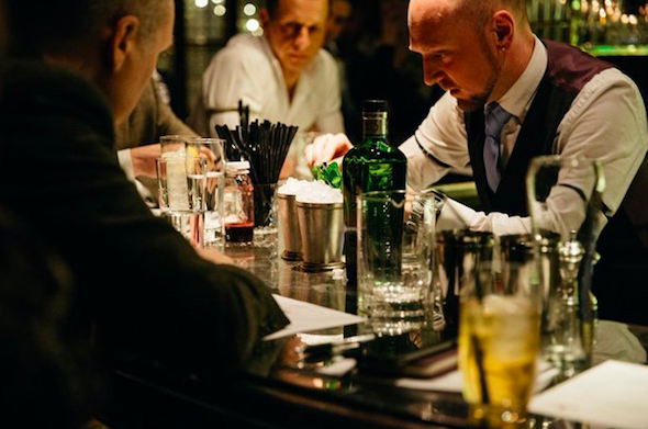interview with ben manchester bar manager of the k bar at the kensington hotel the doyle collection london