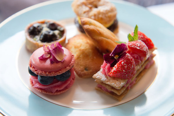 French inspired Afternoon Tea