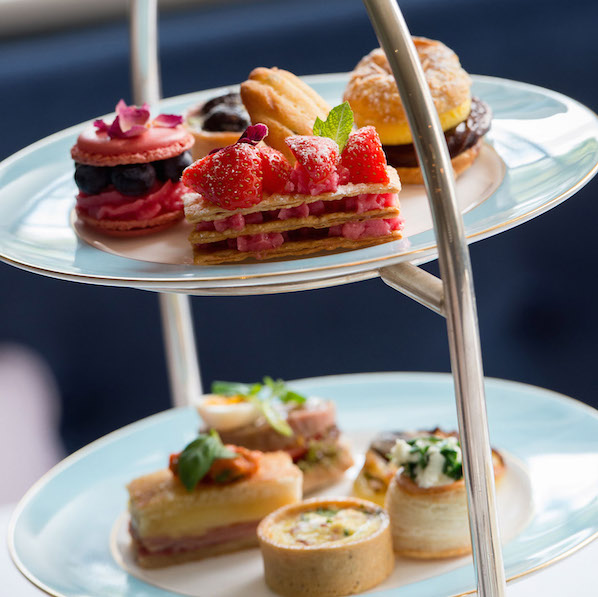 The Oh So French Afternoon Tea in The Kensington