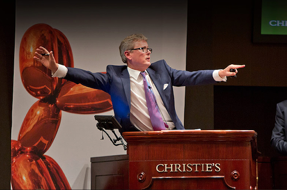 Christie's Auction Hous