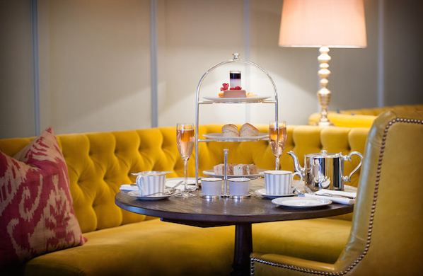 Afternoon Tea Offer selection in The Kensington