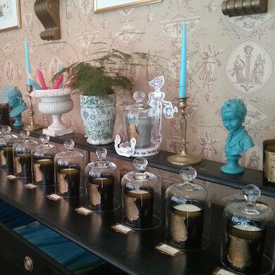 Cire Trudon Candle Shop Marylebone