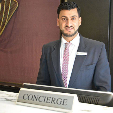 Secrets of a Concierge - Marylebone - banner