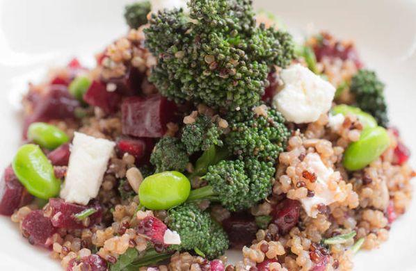 Superfood Salad - banner