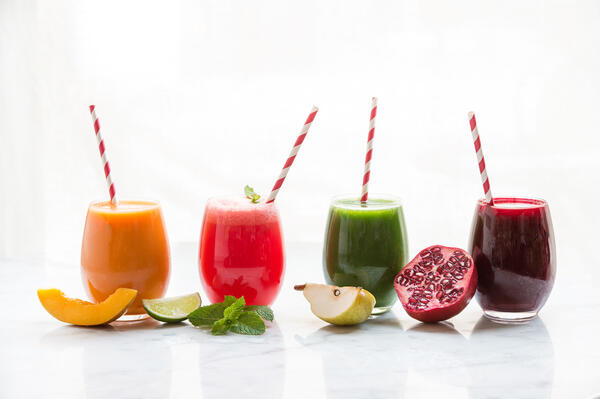 The Juicery Signature Juices and Blends