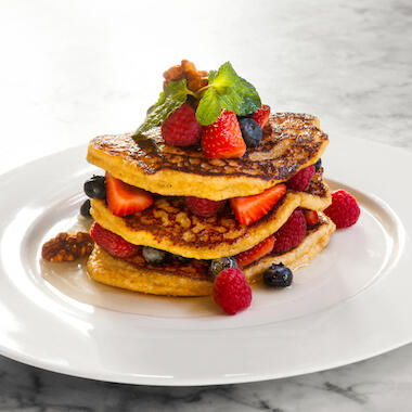 Celebrate Pancake Day in style at Balfes Banner Image