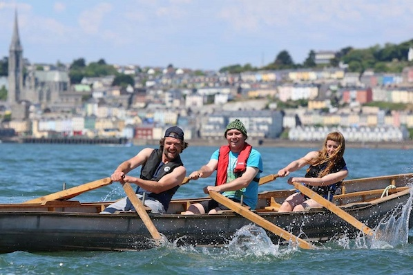 There's plenty to see and do in the Cork Harbour Festival, where you can go kayaking in Cork, SUPing and watch water races.