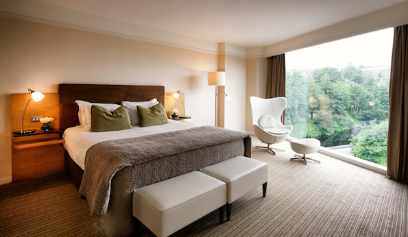 Romantic city break in Cork in The River Lee 4* hotel