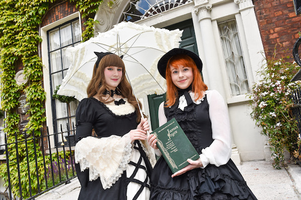 Events in Dublin for Bloomsday 2018