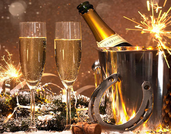 An evening to celebrate New Year's Eve in Cork, at The River Lee hotel