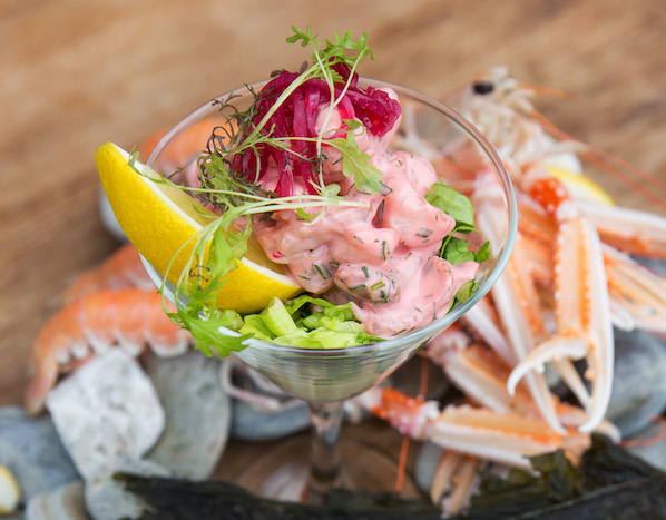 Enjoy fresh local seafood at The Weir Rooms in Cork, with an al fresco terrace, cocktails and daily specials.