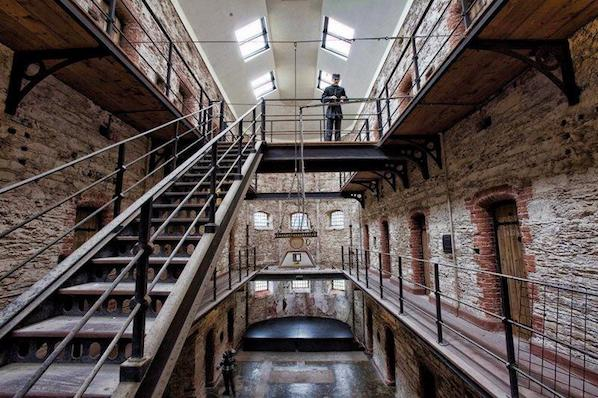 Cork City Gaol - one of the best tourist attractions in Cork city