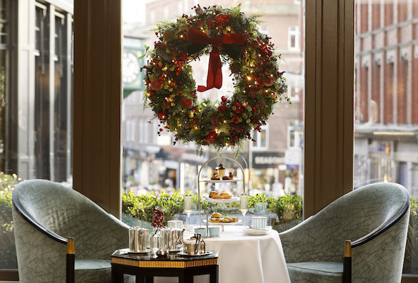 Celebrate Christmas in The Westbury, Dublin