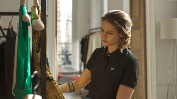 Personal Shopper, starring Kristen Stewart, is playing at the Cork French Film Festival this March.