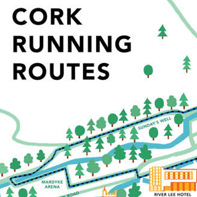 Cork Running Routes - banner