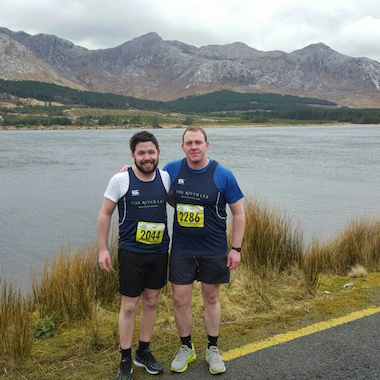 It's nearly time for the Cork Marathon, and team members from The River Lee are busy training for the event in June.